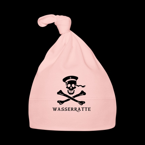 ~ Wasserratte ~ - Baby Mütze
