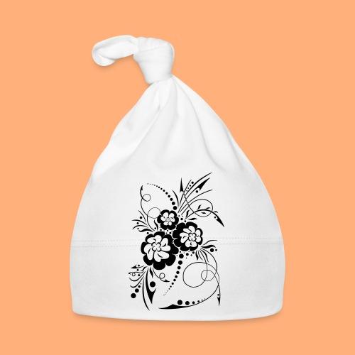 exposion florale - Bonnet Bébé