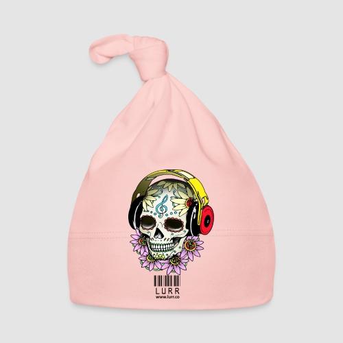 smiling_skull - Baby Cap