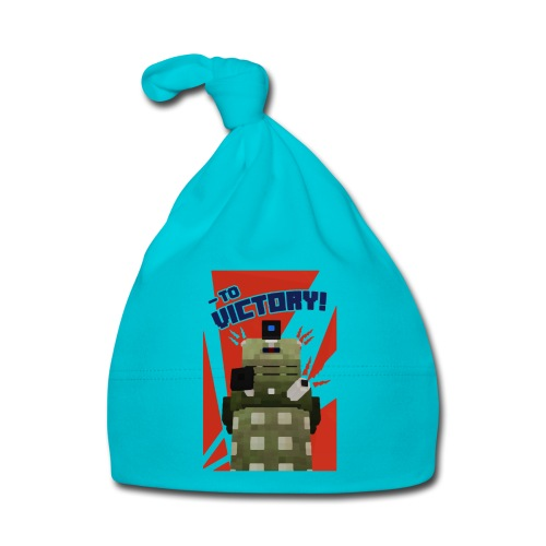 Dalek Mod - To Victory - Baby Cap