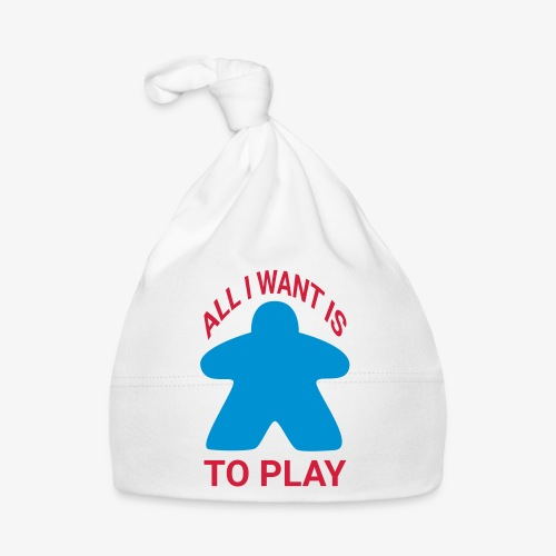 All I want is to play - Babys lue
