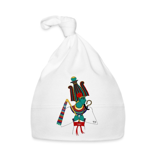 Osiris I altägyptische Gottheit - Baby Mütze