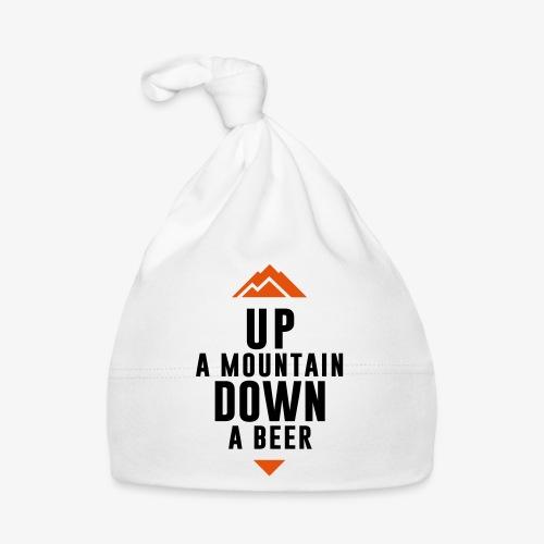 UP Mountain Down Beer - Bonnet Bébé