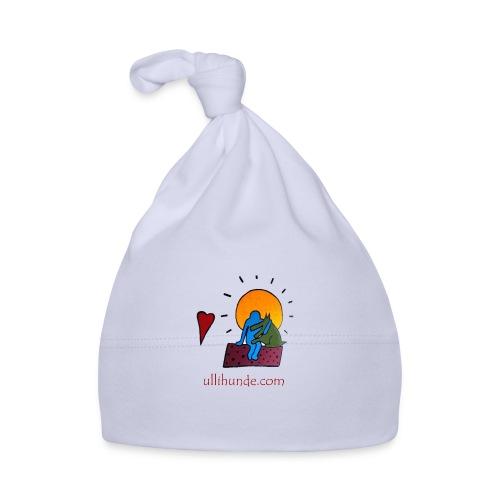 Ullihunde - Logo RETRO - Baby Mütze