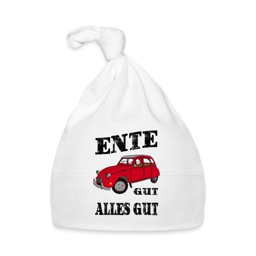 2 CV - ENTE GUT = ALLES GUT - Citroen 2CV - Baby Mütze