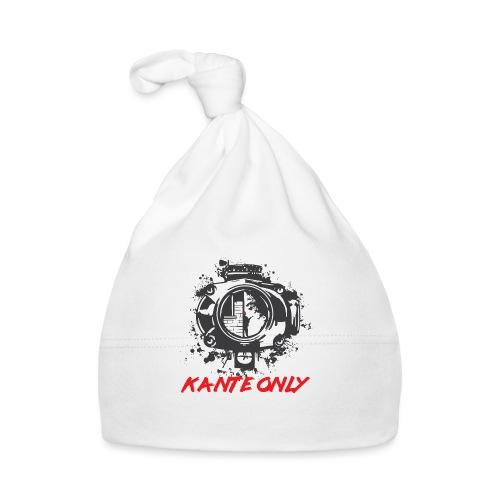 Kante Only (weiß) - Baby Mütze