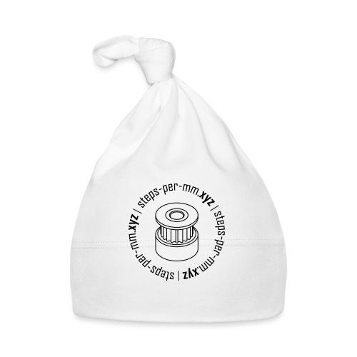 steps-per-mm Round Logo - Baby Cap