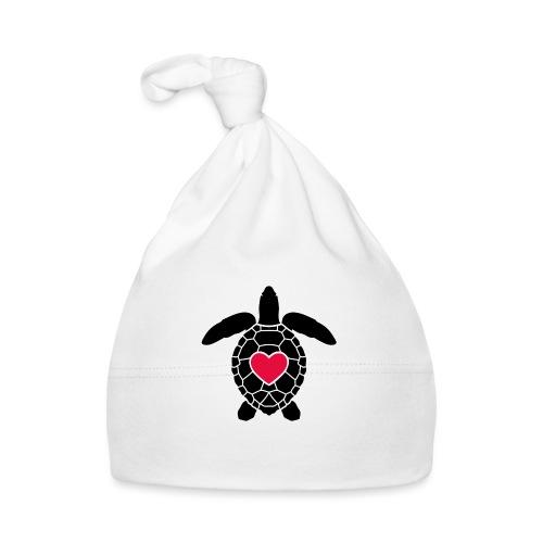 Turtle Love - Baby Cap