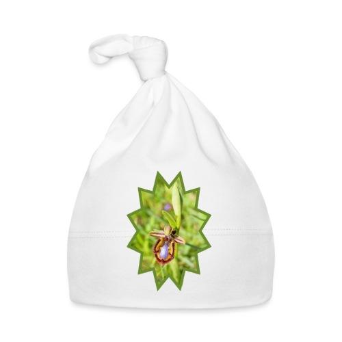 ORCHIDEES 1 - Bonnet Bébé