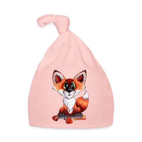 llwynogyn - a little red fox - Vauvan myssy