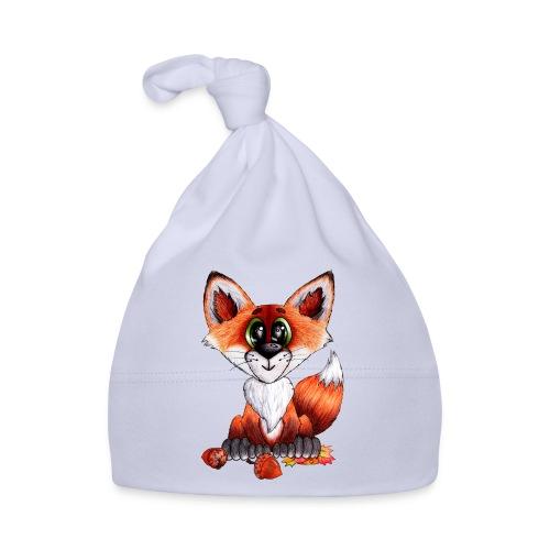 llwynogyn - a little red fox - Baby Cap