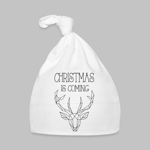Deer Christmas - Baby Cap