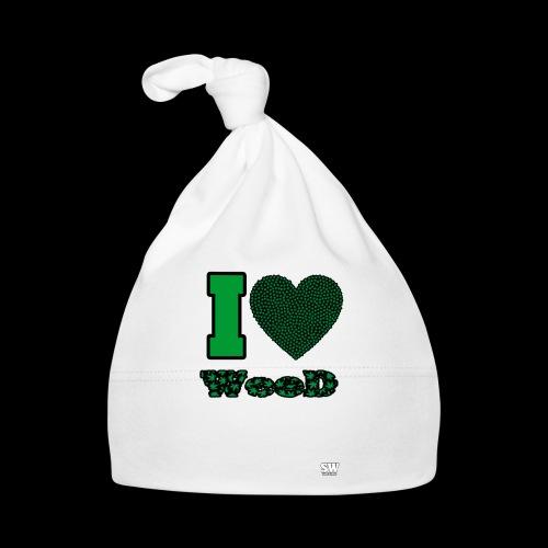I Love weed - Bonnet Bébé