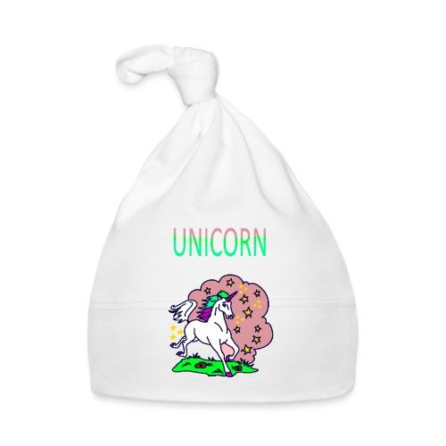 Einhorn unicorn - Baby Mütze