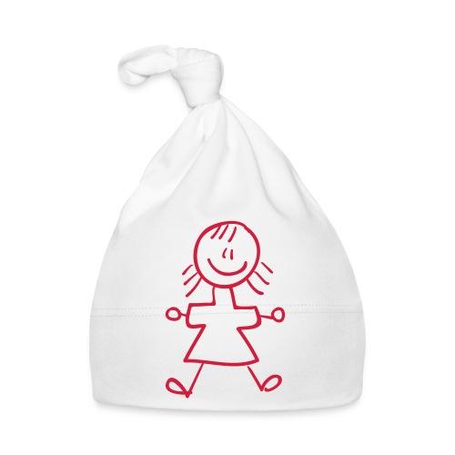 Kid Line Drawing Pixellamb - Baby Mütze
