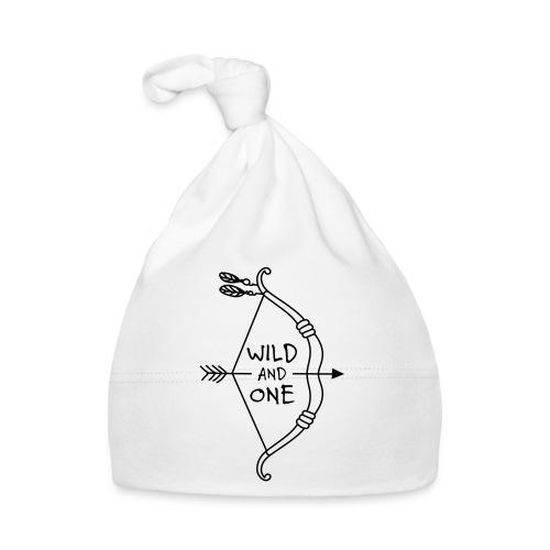 1. Geburtstag Wild and One Spruch zur Geburt - Baby Mütze