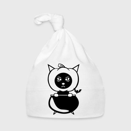 Chat Noir - Bonnet Bébé