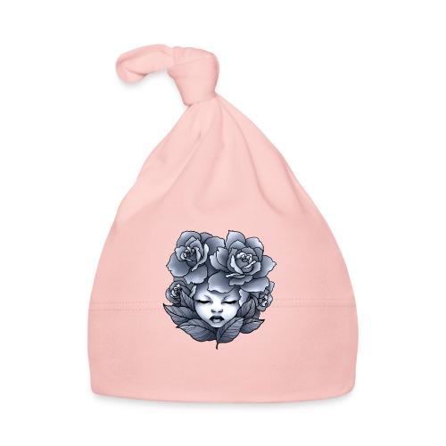 Flower Head - Bonnet Bébé