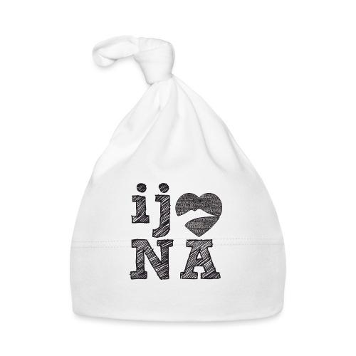 Ij amo Napule - Cappellino neonato
