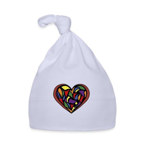 cuore di vetro - Cappellino neonato