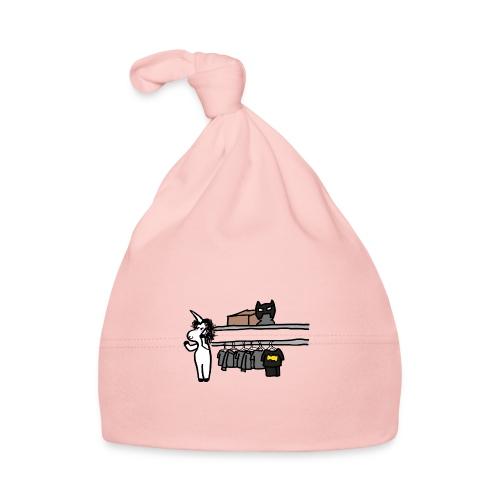 Unicorn parla al telefono - Cappellino neonato