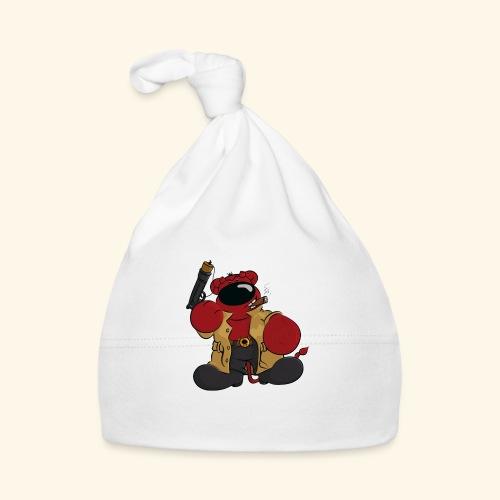 chris bears Der Bär ist ein Superheld - Baby Mütze