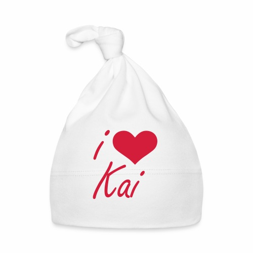 I love Kai - Baby Mütze