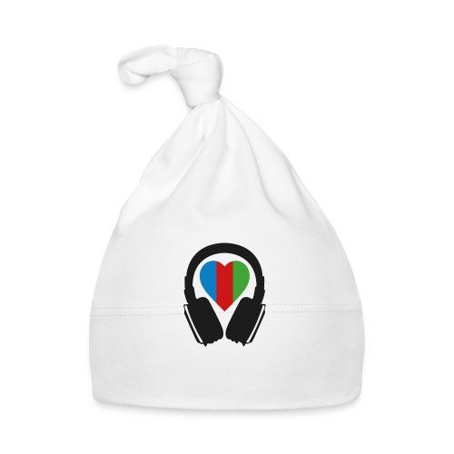 Silent Disco Headphone > Heart | black - Baby Mütze