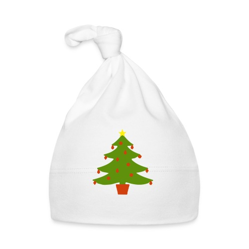 Christmas Tree - Baby Cap