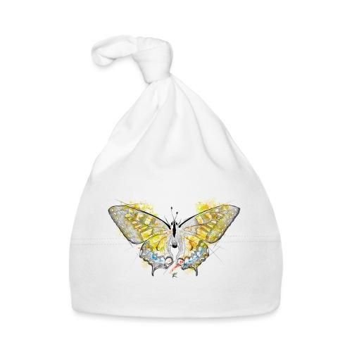 Butterfly color - Cappellino neonato