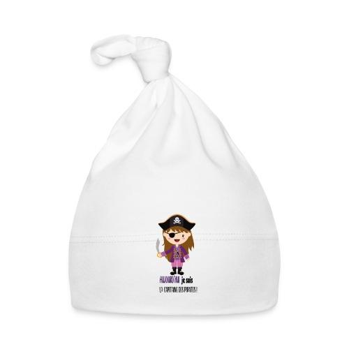 Pirate FILLE - Bonnet Bébé