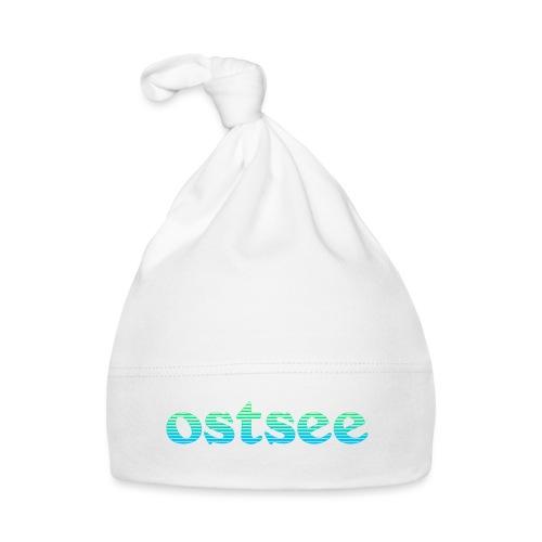 Ostsee Streifen - Baby Mütze