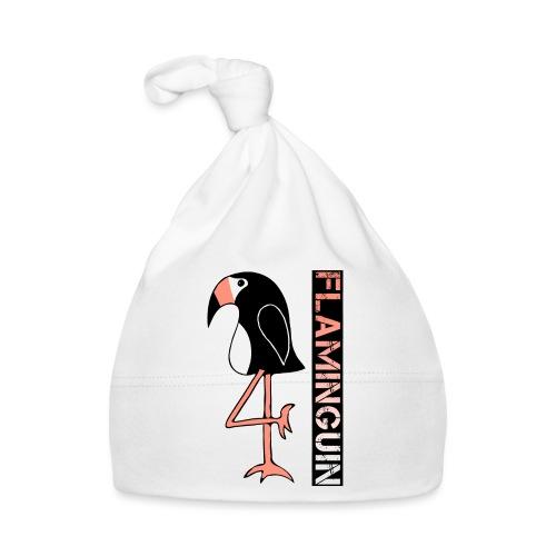 Pinguin Flamingo Flaminguin - Baby Mütze