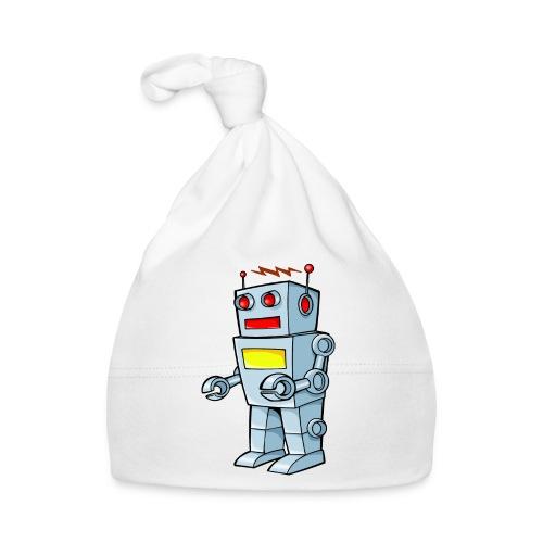 Robot - Cappellino neonato
