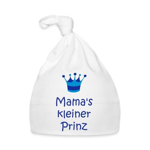 Mama's kleiner Prinz - Baby Mütze