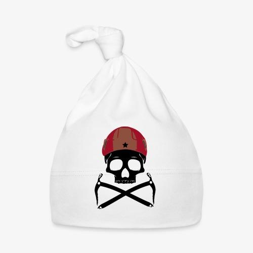 Climber Pirats skull black - Climbing Pirates - Baby Cap