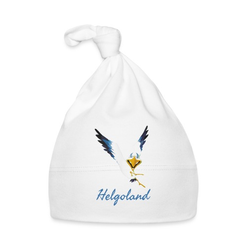 Lachmöwe Helgoland - Baby Mütze