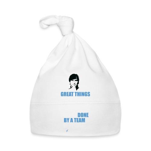 T-Shirt Steve Jobs - Great Things in Business.. - Cappellino neonato