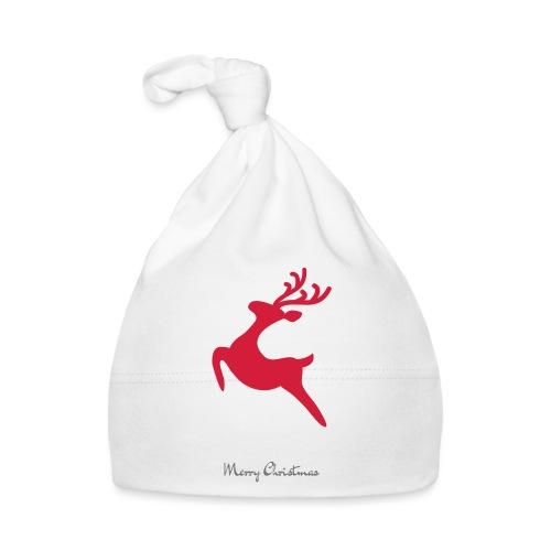 Caribou 8, Merry Christma - Bonnet Bébé
