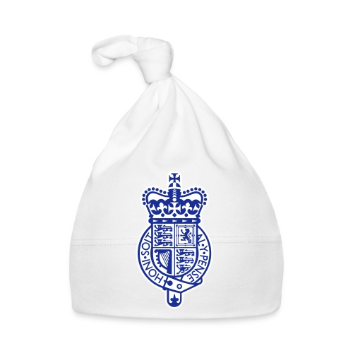 British Heraldry Pixellamb - Baby Mütze