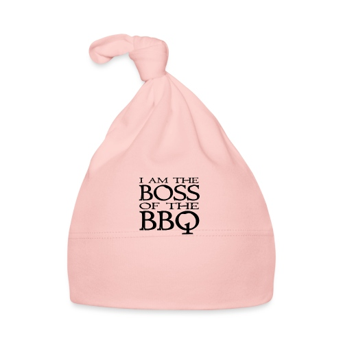 I am the Boss of the BBQ - der Chef am Grill - Baby Mütze