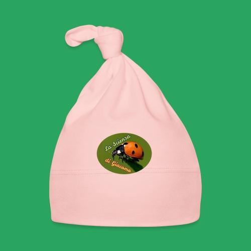la scienza di Giacomo logo giusto tondo PNG - Cappellino neonato