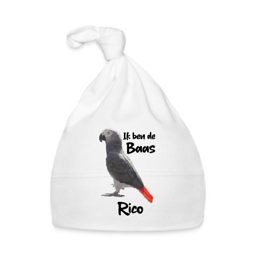 IK BEN DE BAAS RICO - Muts voor baby's