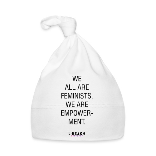 We all are feminists - Baby Mütze