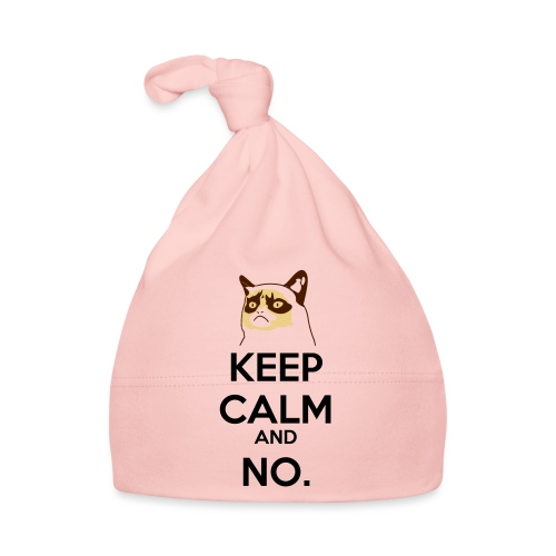 Grumpy Cat Keep Calm - Cappellino neonato
