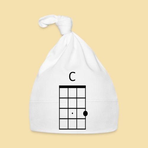Ukulele C-Dur Akkordklein - Baby Mütze