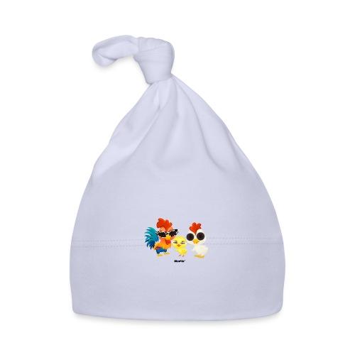 Huhn - von Momio Designer Emeraldo. - Baby Mütze