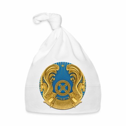 Kasachstan Казахстан Герб Wappen T-Shirts 2c - Baby Mütze