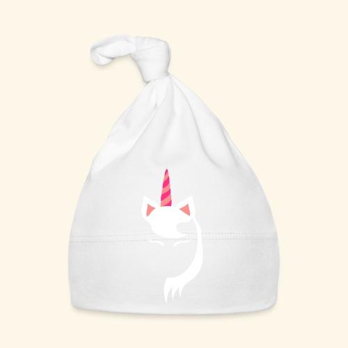 Unicorn Face - Baby Mütze