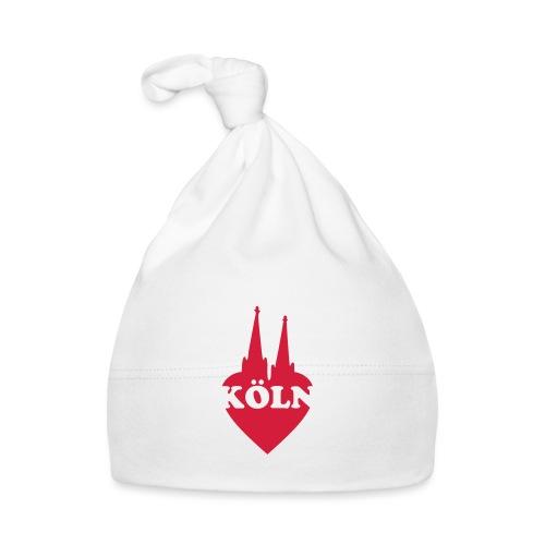Kölner Liebe - Ein Herz für Köln - Baby Mütze
